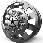 American Force Bolt Front Dually Wheel