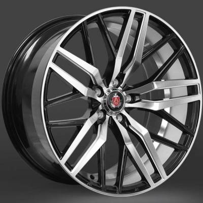 AXE EX30 Black Machined Wheels