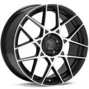 Bremmer Kraft BR15 Machined Black Wheels