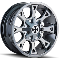 Cali Offroad 9103C Anarchy Chrome Wheels
