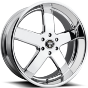 DUB Big Baller S222 Chrome Wheels