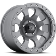 Eagle Series 023 Graphite Metallic Wheels