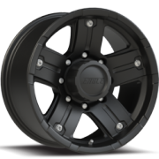 Eagle Series 053 Matte Black Wheels