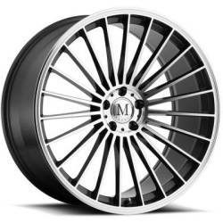 New Mandrus 23 Multi-Spoke Wheels for Mercedes
