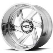 Moto Metal MO400 Polished Wheels