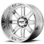 Moto Metal MO402 Polished Wheels
