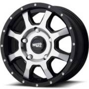 Moto Metal MO970 Machine Black Wheels