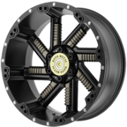 Moto Metal MO979 Buckshot Black Wheels