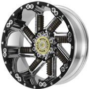 Moto Metal MO979 Buckshot Chrome Wheels
