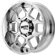 Moto Metal MO981 Chrome Wheels