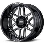 Moto Metal MO992 Folsom Gloss Black Milled Wheels