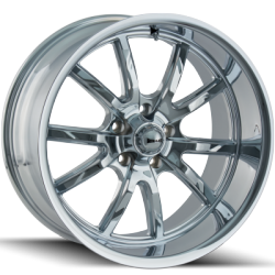 Ridler 650C Chrome Wheels