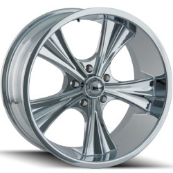 Ridler 651C Chrome Wheels