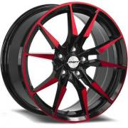 Shift Blade Black and Red Wheels