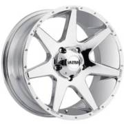 Ultra Tempest 205C Chrome Wheels